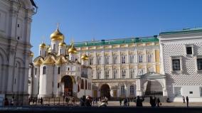 Catedral da Anunciação - Kremlin