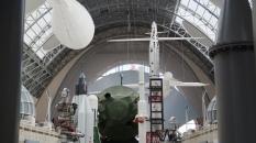 Museu de Cosmonáutica - Moscou