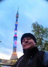Torre Ostankino - Moscou