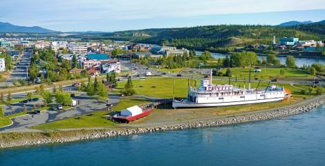 Cidade de Whitehorse (foto: Travel Yukon)