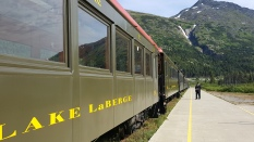 Ferrovia White Pass & Yukon Route