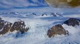 Voo no Glaciar Hubbard