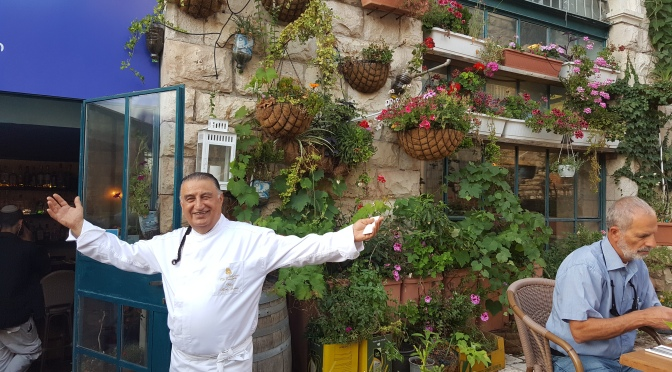 JERUSALÉM – Parte 2: Presente surpreendente