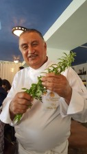 Chef Moshe Basson - Restaurante The Eucalyptus