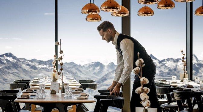 ICE Q Restaurant: para se deliciar nas alturas