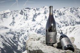 O vinho amadurecido a 3 mil metros...