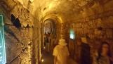 Visita arqueológica pelo Western Wall Tunnel