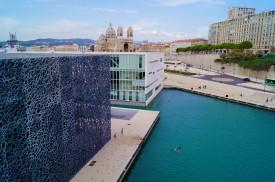 O belíssimo Museu das Civilizações Europeias e do Mediterrâneo