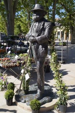 Estátua de Cézanne
