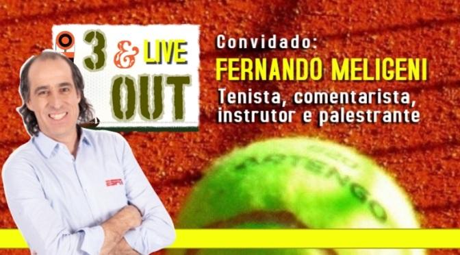 LIVE: Meligeni conta tudo!