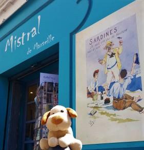 Curtindo os bares de Marselha (França)