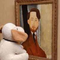 """Do meu parça Modigliani..."""