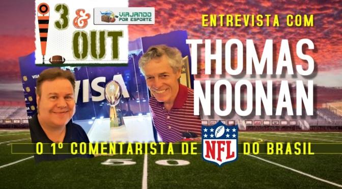 LIVE: O PIONEIRO DA NFL NO BRASIL